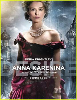 Keira Knightley: 'Anna Karenina' Character Posters