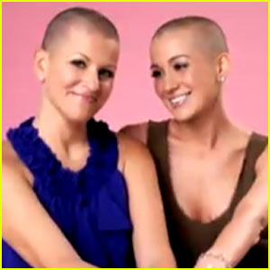 Kellie Pickler Shaves Her Head to Support Cancer Stricken Friend
