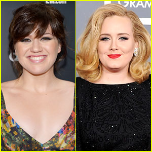 Kelly Clarkson Covers Adele's 'Someone Like You'!
