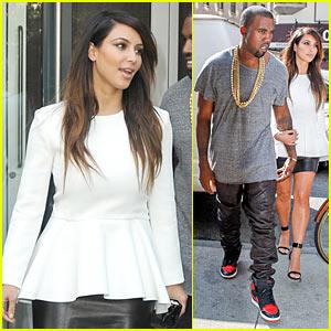 Kim Kardashian: Kanye West 'Birthday Song' Video!