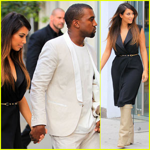 Kim Kardashian & Kanye West: 'Nothing Like Shopping in NYC'