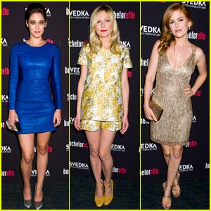 Kirsten Dunst: 'Bachelorette' Premiere in NYC
