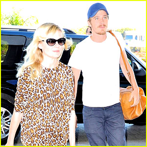 Kirsten Dunst &#038; Garrett Hedlund: TIFF This Week!