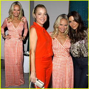 Kristin Chenoweth: Mastro's Dinner with 'GCB' Ladies!