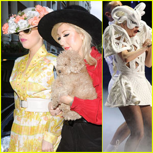 Lady Gaga: 'I Am So Excited For Hedi Slimane's Paris Show'