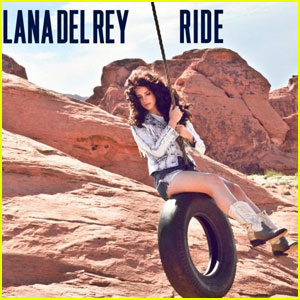 Lana Del Rey: 'Ride' Single Cover Art Revealed!