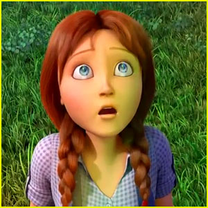 Lea Michele: 'Dorothy of Oz' Trailer - Watch Now!