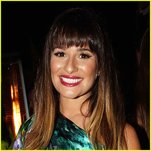 Lea Michele: L'Oréal Paris' New Face!