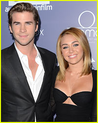 Liam Hemsworth Takes Miley Cyrus Out For A Spin