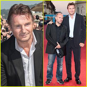 Liam Neeson: 'Taken 2' Premiere at Deauville Film Festival!