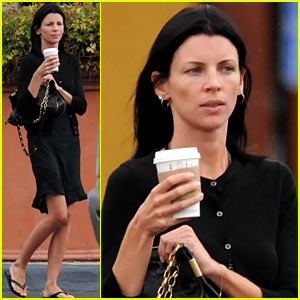 Liberty Ross: Rainy Coffee Break!