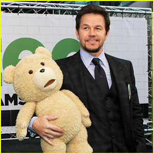 Mark Wahlberg: 'Ted' Premiere in Amsterdam!