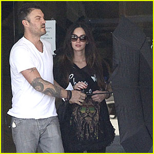 Megan Fox: Baby Check-Up with Brian Austin Green!