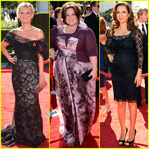 Melissa McCarthy & Martha Plimpton: Creative Arts Emmys!