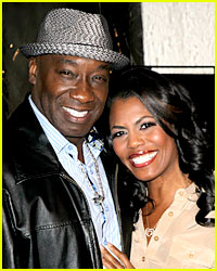 Michael Clarke Duncan Planned to Wed Omarosa in January