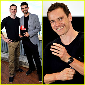 Michael Fassbender: YouTube Your Film Festival Awards!