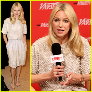 Naomi Watts: Variety Studio at Toronto Film Festival!