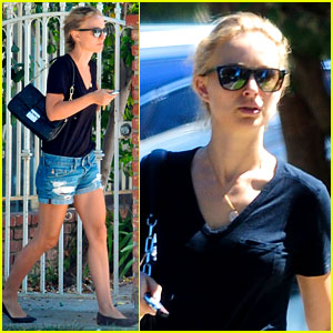 Natalie Portman: Blonde Beauty in Los Angeles!