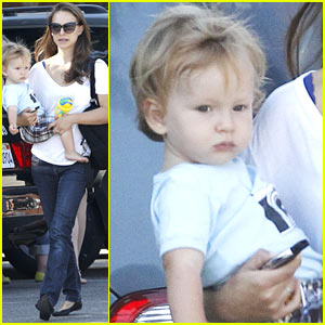 Natalie Portman: Quality Time with Aleph!