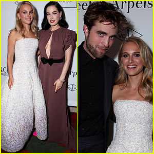 Natalie Portman & Robert Pattinson: L.A. Dance Project Opening Night!
