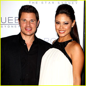 Nick & Vanessa Lachey Welcome Baby Boy Camden John!