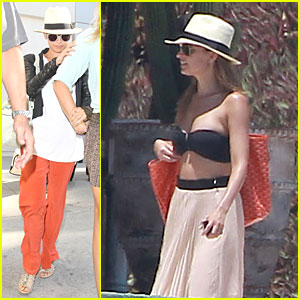 Nicole Richie: Cabo San Lucas Vacation!