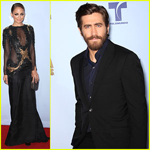 Nicole Richie & Jake Gyllenhaal: ALMA Awards