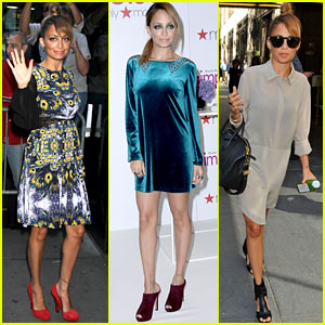 Nicole Richie: Excited To Be Part of Macy's Family!