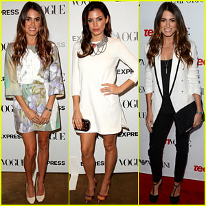 Jenna Dewan & Nikki Reed: The Scenemakers Party!