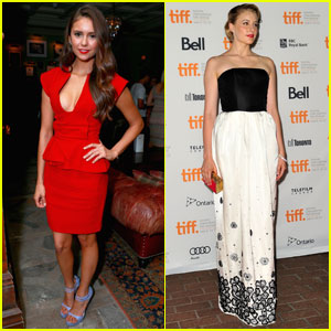 Nina Dobrev: 'Argo'  Post Premiere Party at TIFF!