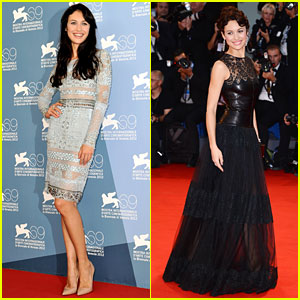 Olga Kurylenko: 'To the Wonder' at the Venice Film Festival!