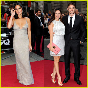 Olivia Munn & Kelly Brook: GQ Men of the Year Awards!