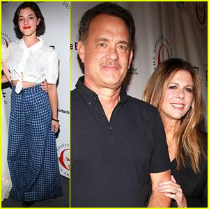 Olivia Thirlby & Tom Hanks: Simply Shakespeare Play Reading!