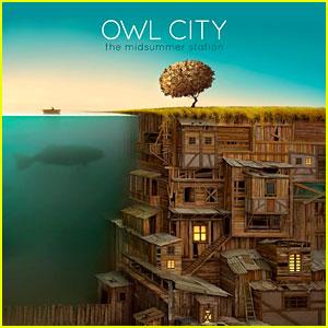 Owl City's 'Take It All Away': JJ Music Monday!