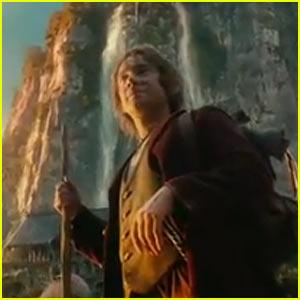Peter Jackson's 'The Hobbit' Trailer - Watch Now!