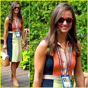 Pippa Middleton: U.S. Open in New York City!