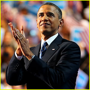 Watch President Barack Obama's Speech at Democratic National Convention!