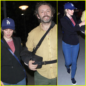 Rachel McAdams: Crosby, Stills &#038; Nash Concert with Michael Sheen!