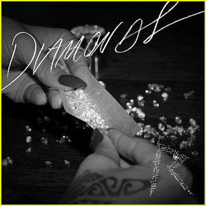 Rihanna: 'Diamonds' Single Cover Artwork Revealed!