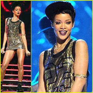 Rihanna: iHeartRadio Music Festival 2012