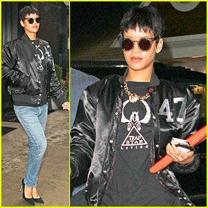 Rihanna: Trap Star Living in New York City!