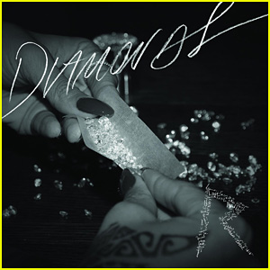 Rihanna's 'Diamonds' Premiere - Listen Now!