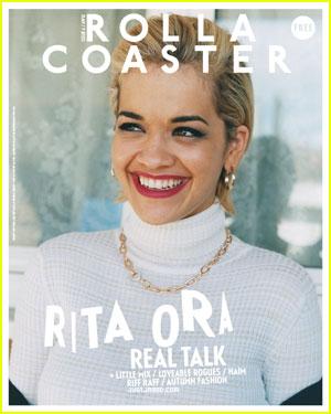 Rita Ora Covers 'RollaCoaster' Magazine
