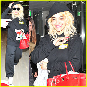 Rita Ora: I Absolutely Love Japan!