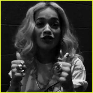 Rita Ora's U.S. Tour Diary Part One - Exclusive!