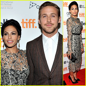 Eva Mendes and ryan gosling movie