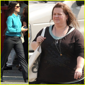 Sandra Bullock: 'The Heat' with  Melissa McCarthy!