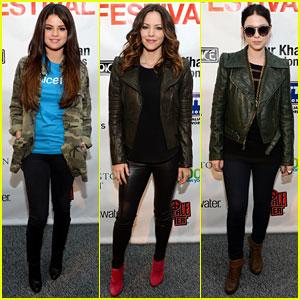 Selena Gomez & Katharine McPhee: Global Citizen Festival!