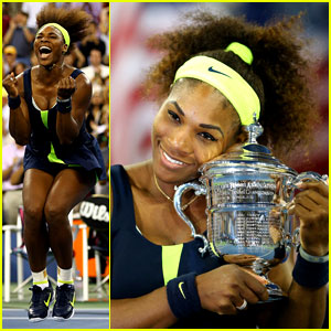Serena Williams Wins 4th U.S. Open Crown!