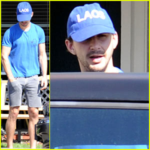 Shia LaBeouf: Patys Lunch Break!